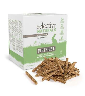 £12.99 • Buy Adult Rabbits Hay-Based Nutrution Sticks Feed, Up To 30% Fibre - 2kg By Supreme