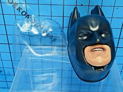 $ CDN50.24 • Buy Hot Toys 1:6 DX12 The Dark Knight Rises Batman Figure- Smile Mouth Piece + Cover