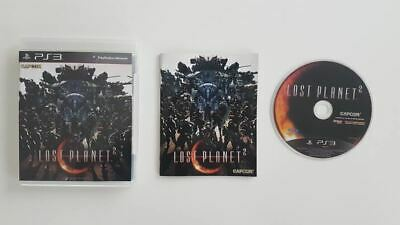 AU15 • Buy Lost Planet 2 PS3 Used Japan Import SAME DAY FREE SHIPPING