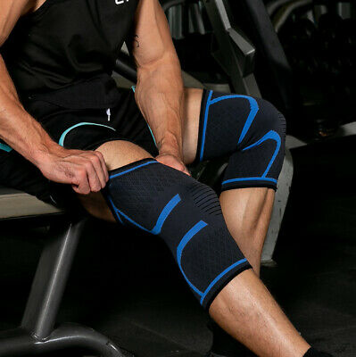 AU7.46 • Buy Knee Brace Support Compression Knee Sleeve For Joint Pain Relief Arthritis