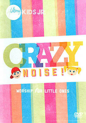 $9.99 • Buy Hillsong Kids Jr.: Crazy Noise (DVD, New, Sparrow)
