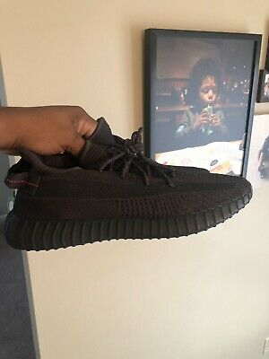 By Photo Congress || Yeezy Boost 350 Black Reflective Static