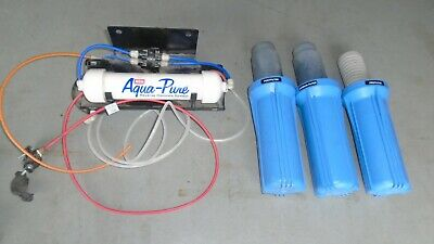 USED Aqua-Pure  Reverse Osmosis Water System  • 19.55£