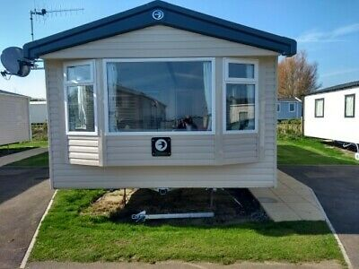 Primrose Valley Caravan Holiday Home For Rent • 50£