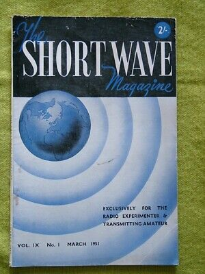 The Short Wave Magazine / March 1951 / More About Carbon Microphones  • 7.49£