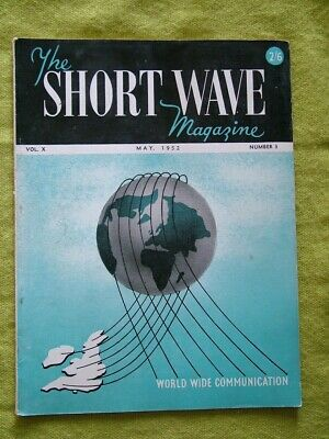 The Short Wave Magazine / May 1952 / Measuring Small Capacities  • 7.49£