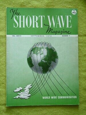 The Short Wave Magazine / 1970 Sept / The Milliwatter Six  • 7.49£