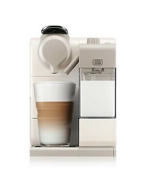 View Details Delonghi EN 560.W Coffee Maker Lattissima Touch White Beige Nespresso Capsule • 198.00£