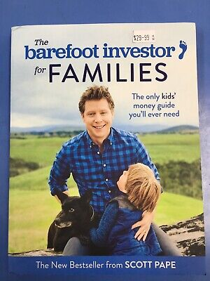 AU29.99 • Buy The Barefoot Investor For Families, Brand New + Free Postage