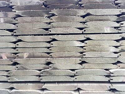 £8.45 • Buy LOG LAP Tanalised Timber Cladding Tongue & Groove Boards Ex 125x22