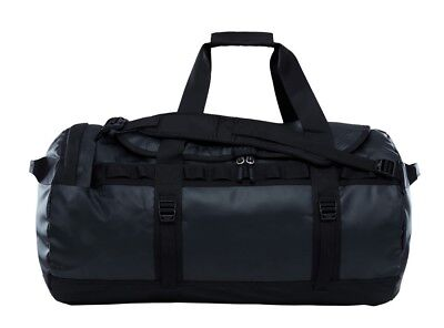 Duffle Backpack THE NORTH FACE Base Camp Duffel M Black • 100£