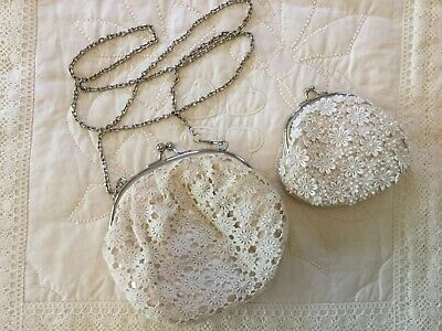 AU25 • Buy Ruby And Kit Lace Bag And Forever New Purse