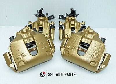 £250 • Buy Ford Fiesta ST150  2.0 2005-2012 Full Set Of Brake Calipers Reman Recon Service
