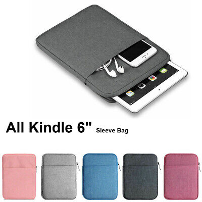 For 2019 6  Amazon All Kindle Paperwhite Voyage Sleeve Shockproof Bag Pouch Case • 7.98£