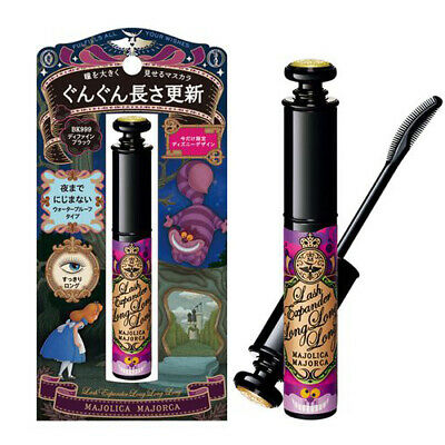 $15.29 • Buy [ MAJOLICA MAJORCA X ALICE IN WONDERLAND] Lash Expander Long Long Long Mascara