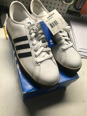 $350 • Buy Adidas Muhammad Ali Classic Mens 10.5 RARE 2007 White Leather