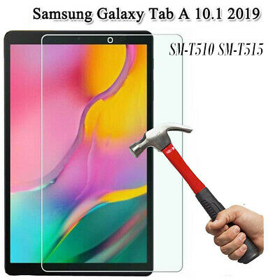 £3.41 • Buy Tempered Glass Screen Protector For Samsung Galaxy Tab A 10.1  T515/T510 (2019)