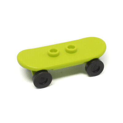 LEGO Lime Green Skateboard For Minifigure • 3.49£