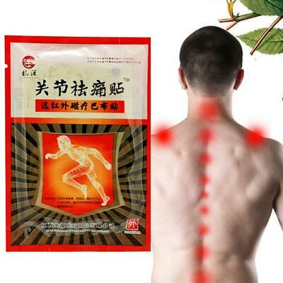 8Pcs Chinese Pain Relief Patch Medicated Plaster Paste Relaxing Body Top • 1.99£