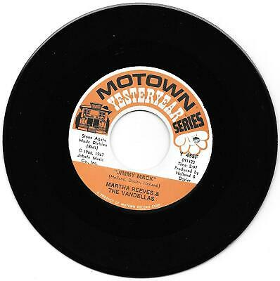 Martha And The Vandellas - Jimmy Mack - Motown Yesteryear - Excellent Condition • 5.99£