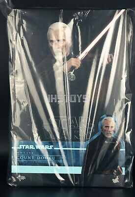 $ CDN391.36 • Buy Hot Toys 1/6 Star Wars Star Wars II EP2 Attack Of The Clones Count Dooku MMS496