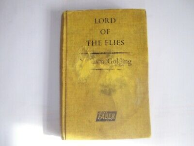 Lord Of The Flies: Faber Firsts By William Golding (Paperback, 2009) • 15£
