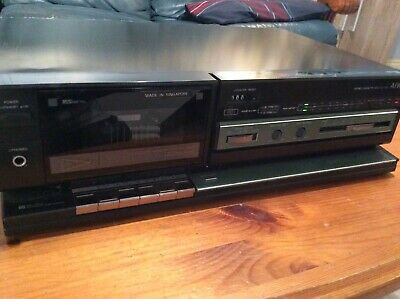 Aiwa Stereo Cassette Tape Deck Ad-f260 Dolby B & C System  Full Size Separate • 79.95£