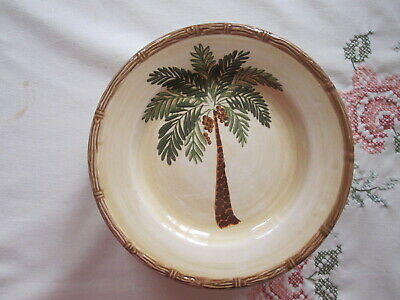 $19.95 • Buy Home Trends West Palm - Lot Of 7 Salad Plates