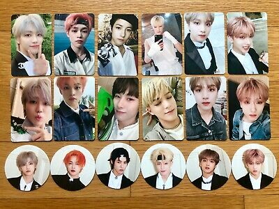 $ CDN127.45 • Buy NCT Dream We Boom The 3rd Mini Album Official Photocards Select Member