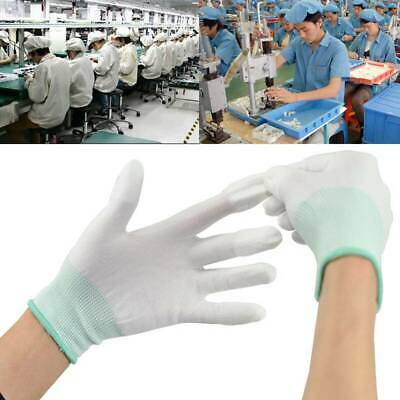 1Pair Anti Static Antiskid ESD Gloves Computer Repair Electronic Labor Worker CA • 0.99$