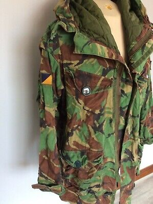 FALKANDS PARKA DPM SIZE 170/104cm MILITARY ISSUE GRADE ONE • 39.99£