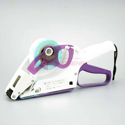 Manual Labelers Applicator Barcode Label Sticker Sticking Labelling Machine • 56.99£