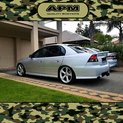 AU205 • Buy Plastic Rear Roof Spoiler Wing -vt/vx/vy/vz Hsv Clubsport/r8/gts 836