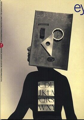'eye' Iconic Graphic Design Magazine. 60 Issues In Mint Condition From 1992-2006 • 480£