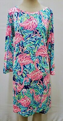 $79.99 • Buy New Lilly Pulitzer Women's Linden Dress  Flamenco Beach,  Large, XL