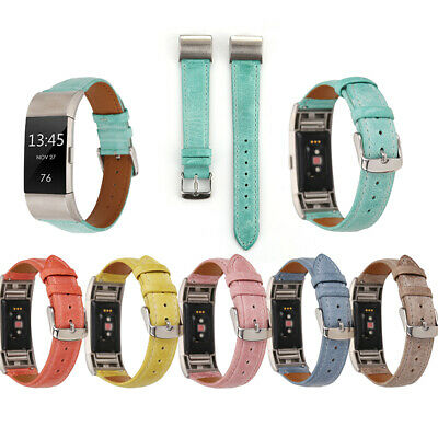 AU18.99 • Buy Replacement Watch Strap Bracelet Wrist Band Accessories For Fitbit Charge2/3