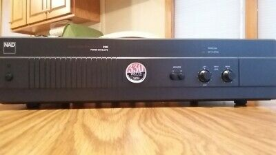 nad power amplifier