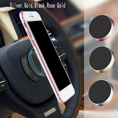 $3.29 • Buy 1x Car Auto Dashboard Magnetic GPS Phone Holder Mount Stand Sticker Accessories