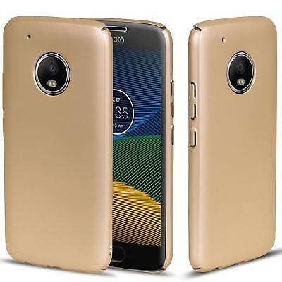 AU9.98 • Buy Motorola Moto E4 Cover Case Phone Backcover Cover Gold