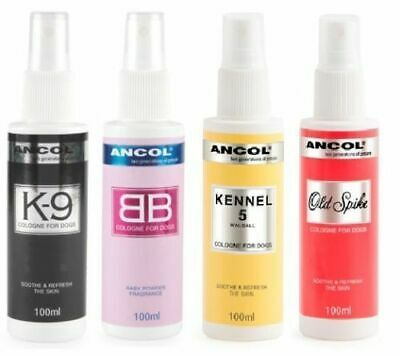 Ancol Dog/Puppy Perfume Cologne And Deodorant Spray • 7.25£