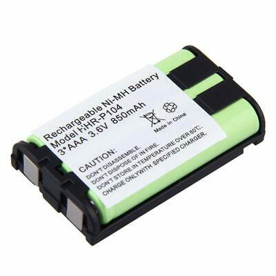 AU9.99 • Buy Battery For Panasonic HHR-P104 HHR-P104A HHRP104 Cordless Phone