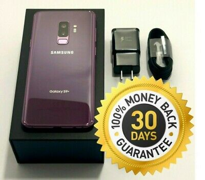 $ CDN302.29 • Buy Samsung S9+ Plus Sm-g965u 64gb Purple Unlocked Verizon At&t T-mobile Sprint