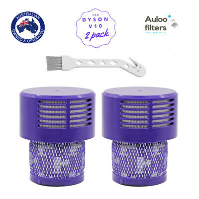 AU25.90 • Buy DYSON Vacuum Filter For All V10 Series Cyclone Absolute Animal SV12 Total 2 PACK