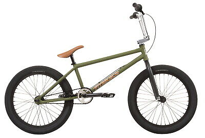AU850 • Buy Fitbikeco BMX Bike - '20  TRL XL' - 21.25 TT - 2020 - Matte Army Green