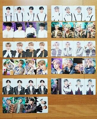 $19.90 • Buy BTS 5th Muster MAGIC SHOP Official Mini Photocards Select Member