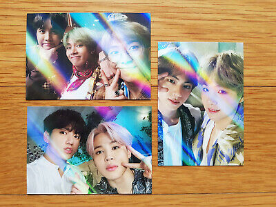 $34.90 • Buy BTS 5th Muster MAGIC SHOP Official Ticket Holder Photocards Select Member