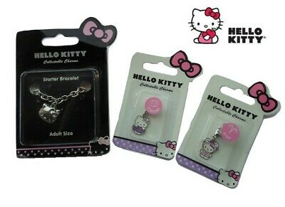Official Hello Kitty Charm Bracelet, UK Seller, BNWT • 4£