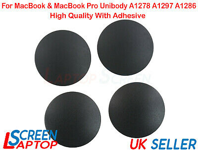 £3.25 • Buy 4x Rubber Feet For MacBook Pro A1278 A1297 A1286 (2008 2009 2010 2011 2012 Pad)