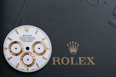 $ CDN1656.48 • Buy Rolex Daytona White Stick Dial 16523 - 16528 Small Paint Chip At 9 O'Clo FCD9360