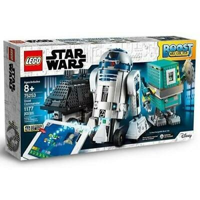 View Details LEGO 75253 Star Wars BOOST Droid Commander New Sealed • 348.75AU